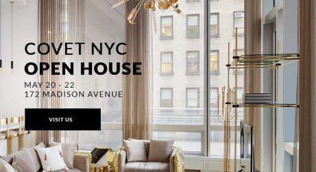 icff 2019 ICFF 2019: Make Sure You Don't Miss The Open House Session At Covet NYC ICFF 2019 Make Sure You Dont Miss The Open House Session At Covet NYC 1 461x251