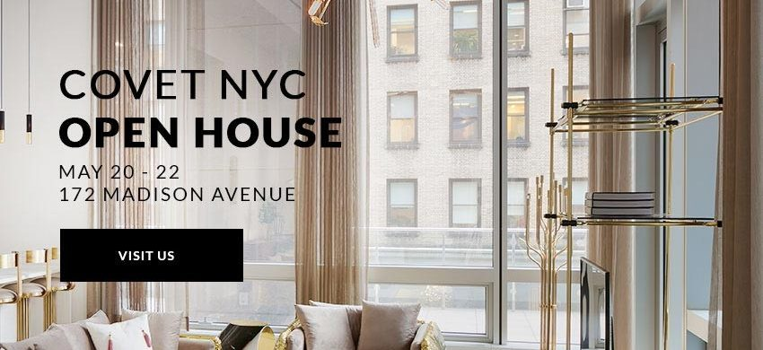 icff 2019 ICFF 2019: Make Sure You Don't Miss The Open House Session At Covet NYC ICFF 2019 Make Sure You Dont Miss The Open House Session At Covet NYC 1 850x390