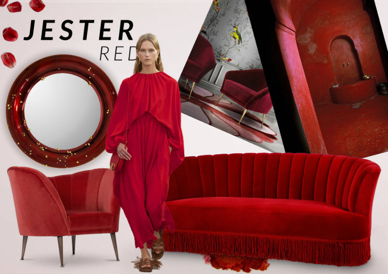 Jester Red: The New Trend For Your Interiors jester red Jester Red: The New Trend For Your Interiors Jester Red The New Trend For Your Interiors 1