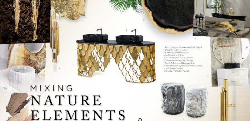 Nature Elements For Your Luxury Bathroom nature elements Nature Elements For Your Luxury Bathroom Nature Materials For Your Luxury Bathroom 1 800x390
