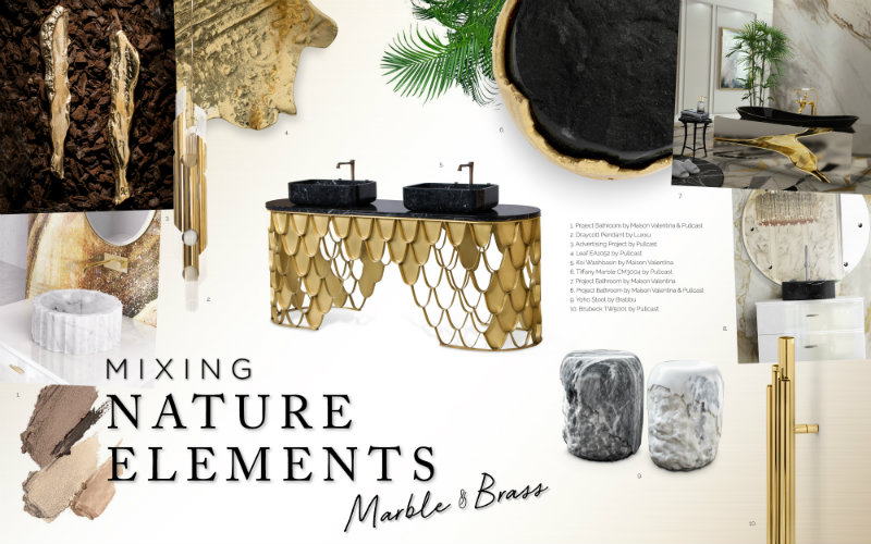 Nature Elements For Your Luxury Bathroom nature elements Nature Elements For Your Luxury Bathroom Nature Materials For Your Luxury Bathroom 1
