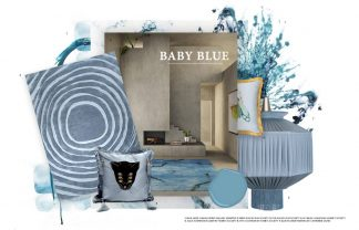 baby blue Color Trends 2019: Introduce Baby Blue Into Your Home Decor Color Trends 2019 Introduce Baby Blue Into Your Home Decor 1 324x208